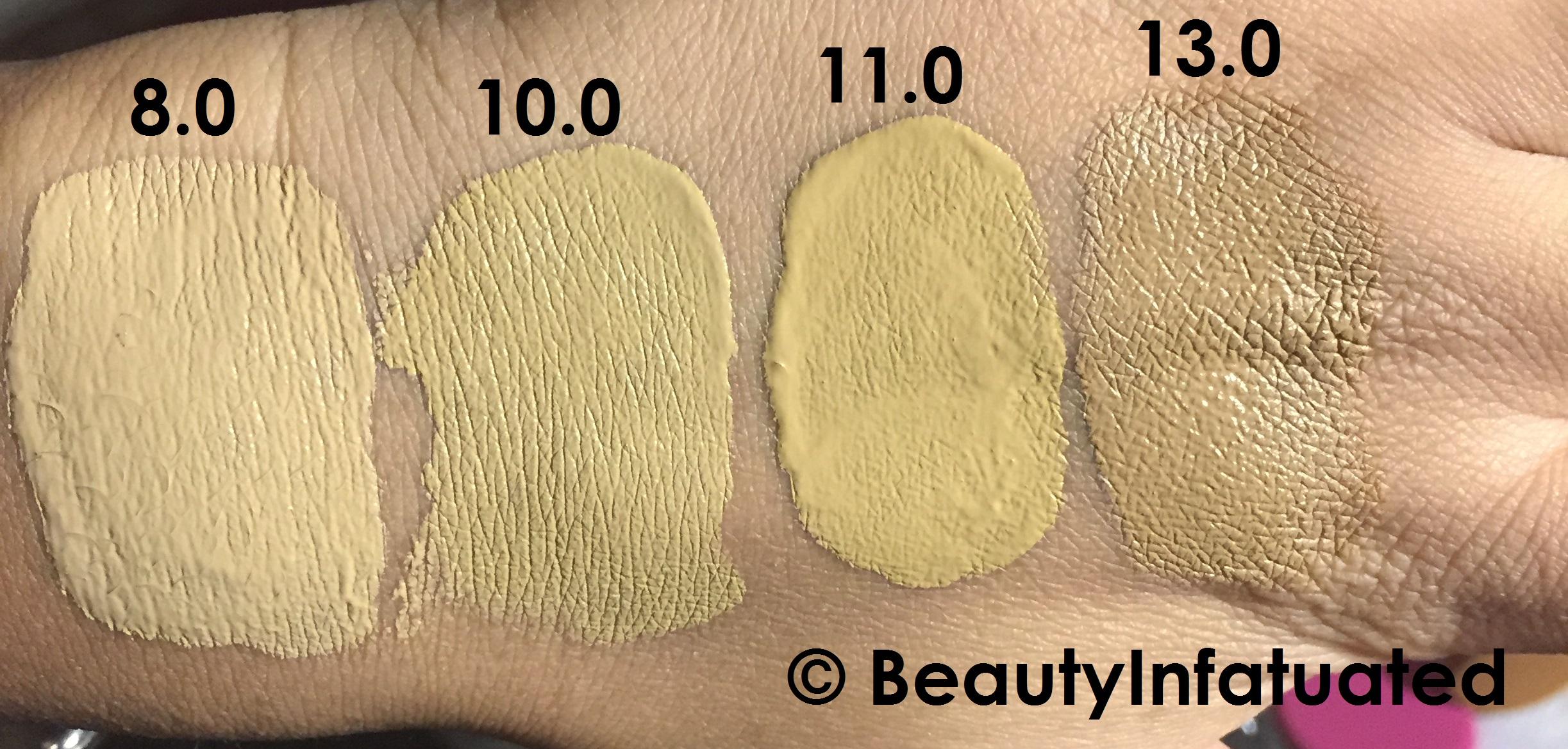 Ex1 Cosmetics Beauty Infatuated